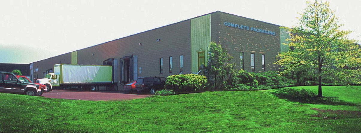 Complete Packaging Inc. Located In Montgomeryville PA near Philadelphia